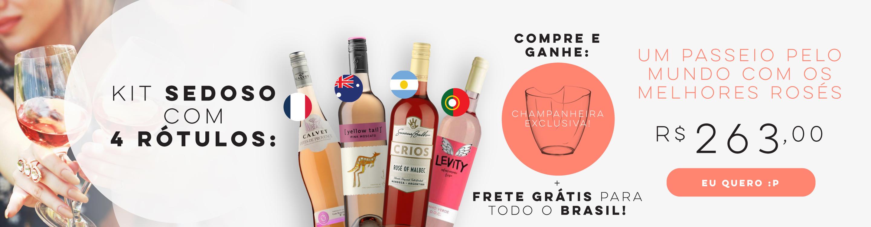 Banner - Seleção Rosé