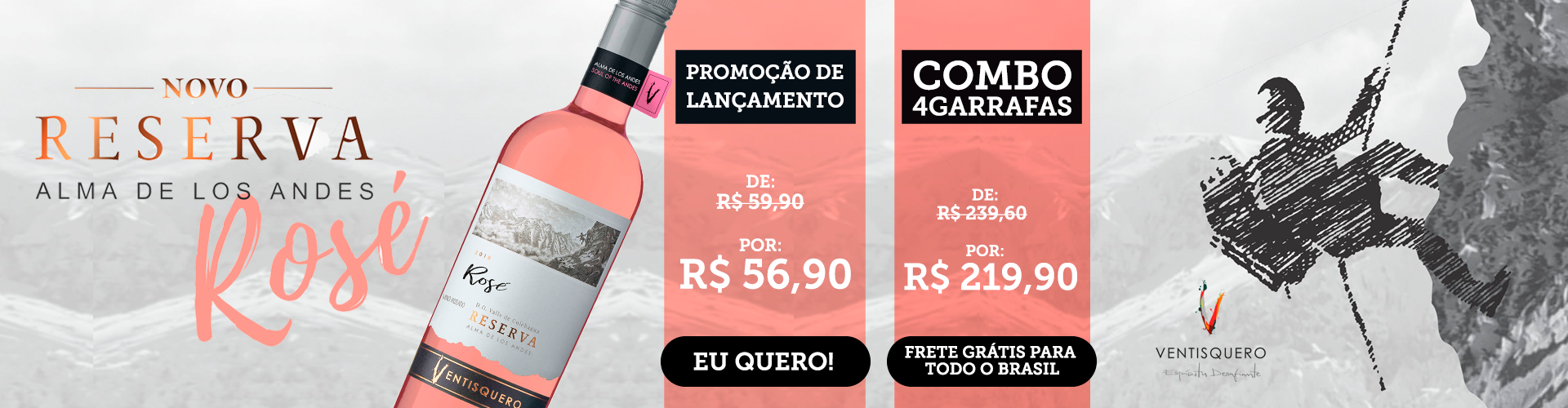 Banner - Ventiquero Rosé