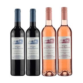 Kit-de-Vinhos-Quinta-de-Bons-Ventos-Rose-e-Tinto