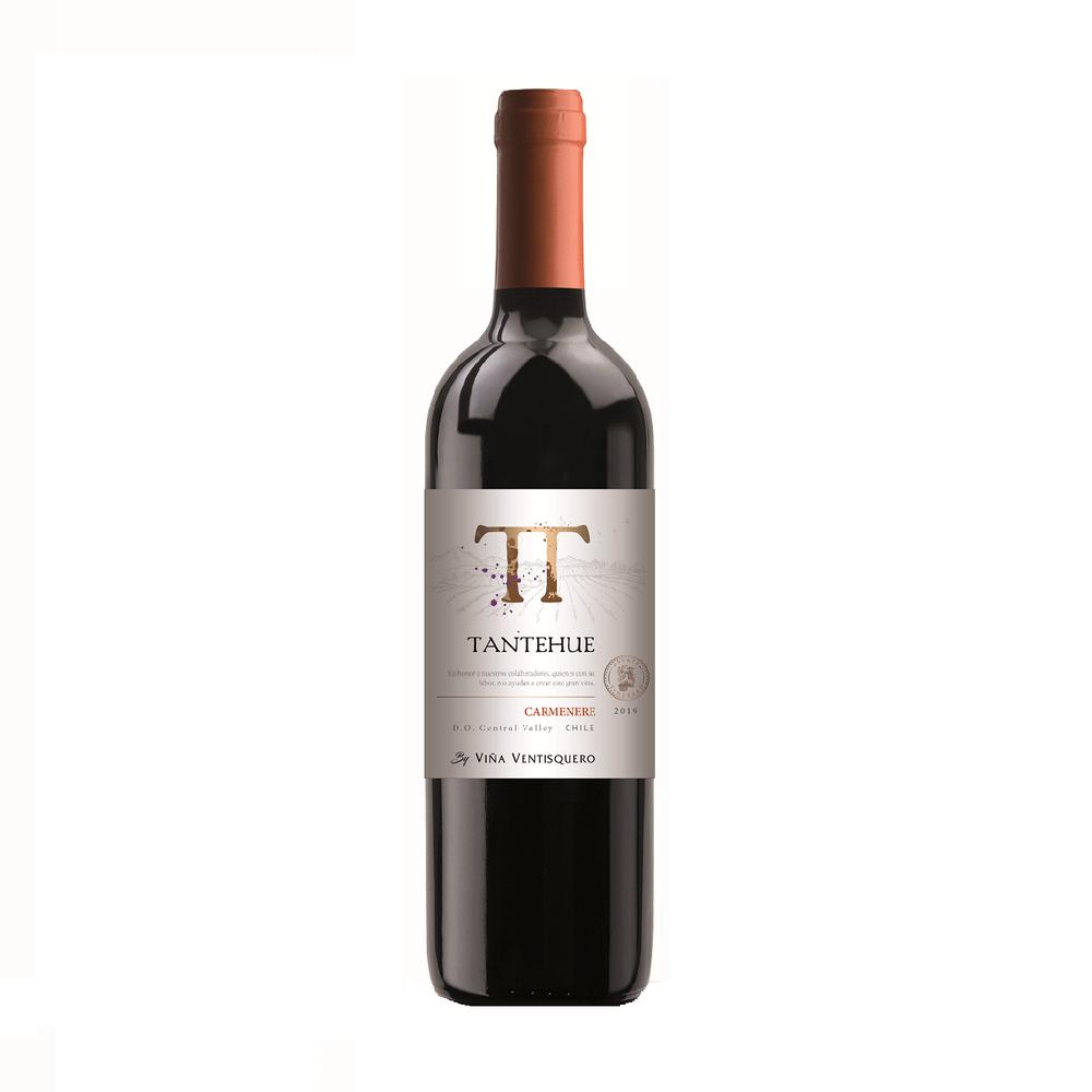 vinho-branco-chileno-tantehue-carmenere-vivavinho
