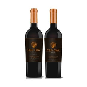Kit-de-Vinhos-Tintos-Chilenos-Old-Oak-Special-Reserve-Cabernet-Sauvignon-2-garrafas-750ml
