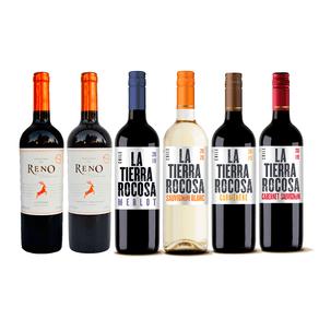 kit-de-vinhos-chilenos-mix-6-garrafas